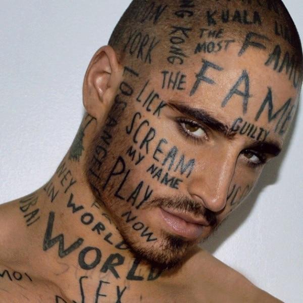 Vin Los, Tattoo Model