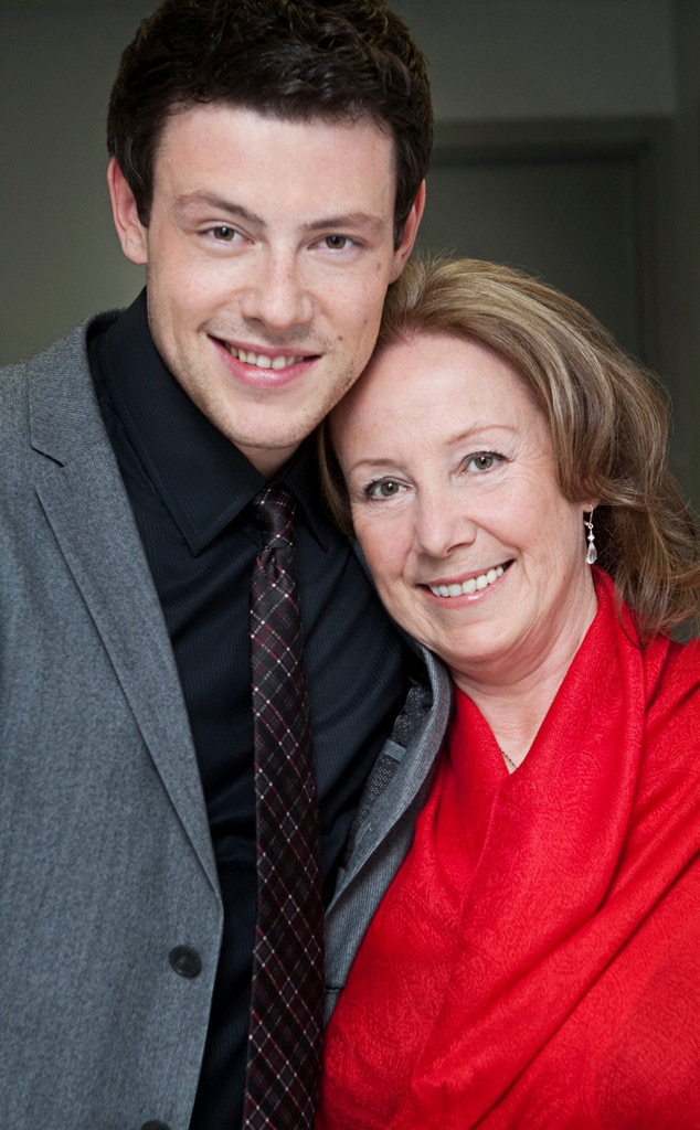 Anne McGregor, Cory Monteith
