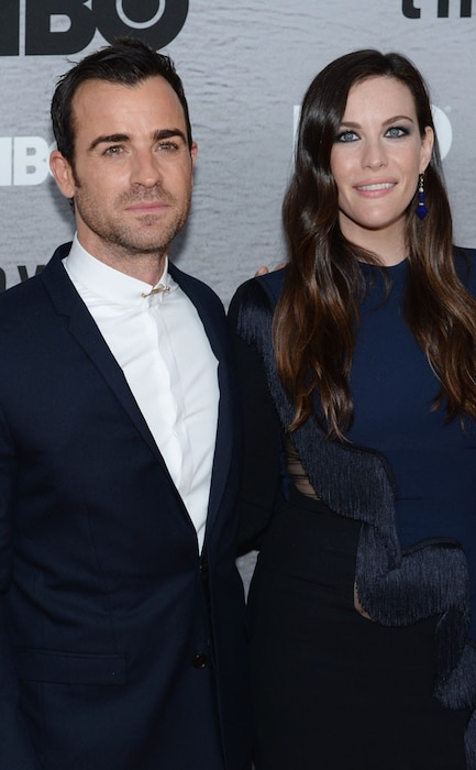 Justin Theroux, Liv Tyler