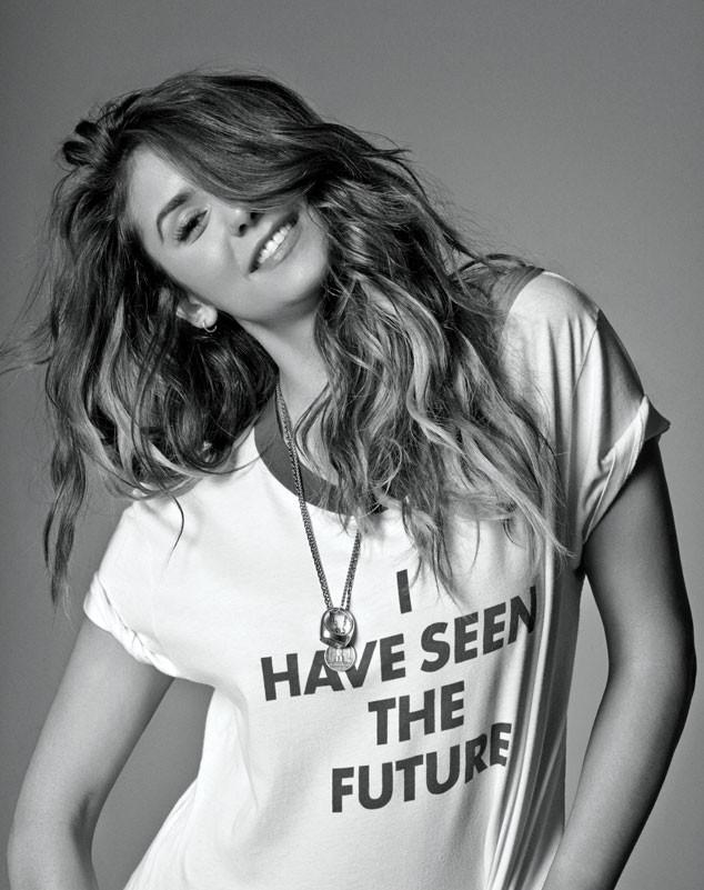 Nina Dobrev, Nylon Magazine