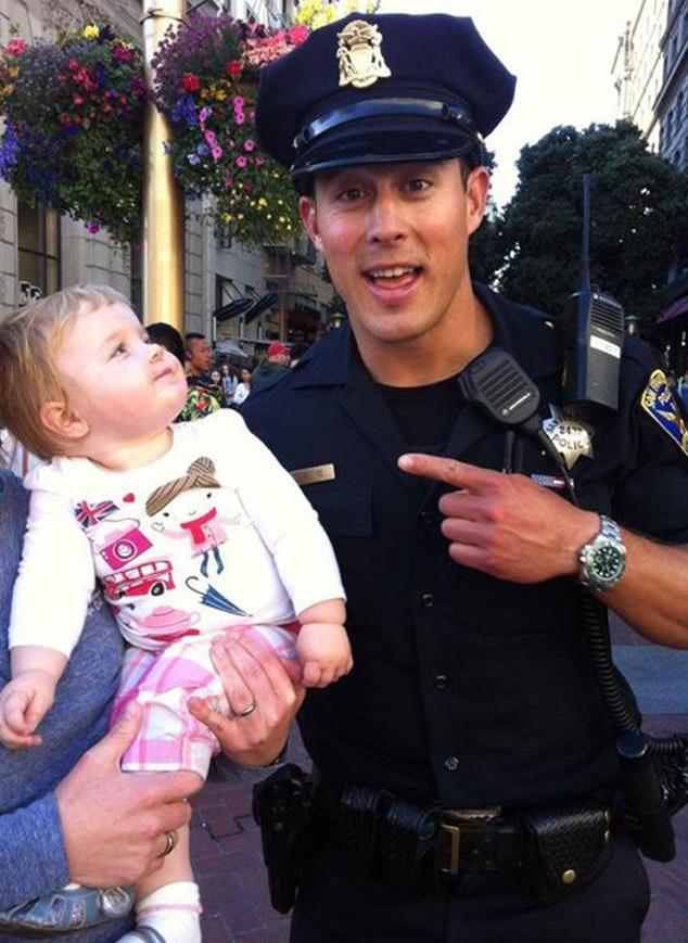Hot Cop of Castro