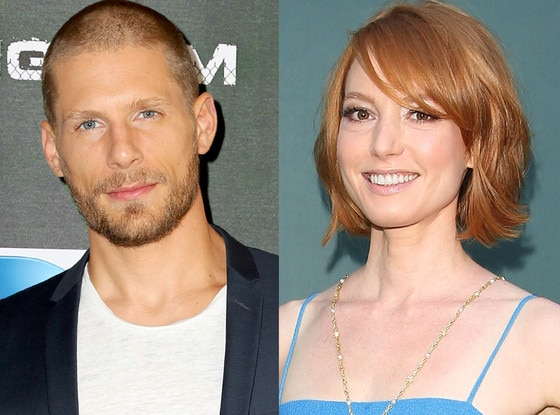 Matt Lauria, Alicia Witt