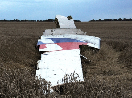 Malaysia Airlines, flight MH17
