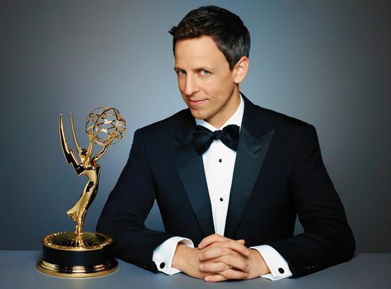 Seth Meyers, Emmy Awards Host
