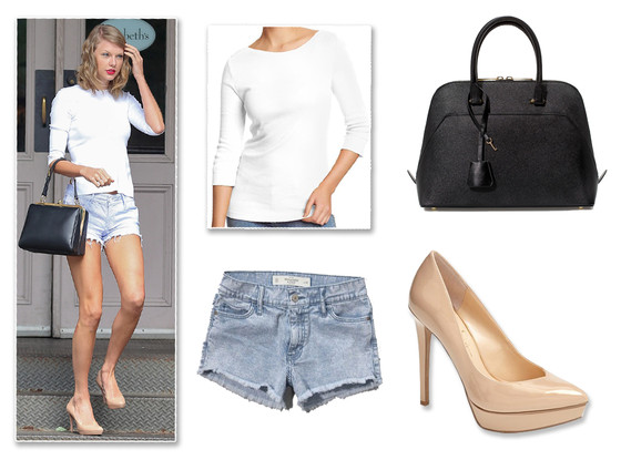 Taylor Swift, Ask a Stylist