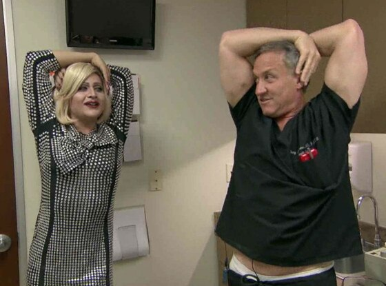 Botched Clip, Madonna