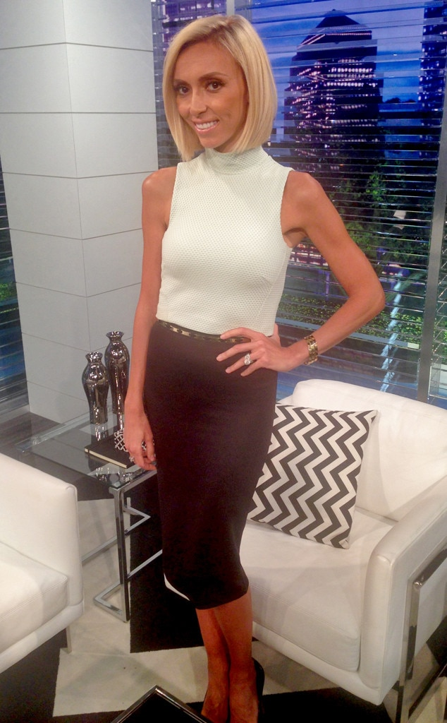 Affordable Friday, Giuliana Rancic