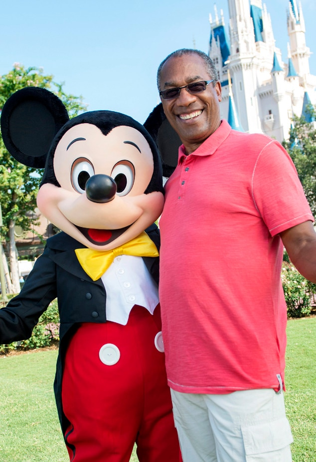 Joe Morton, Disney World Resort