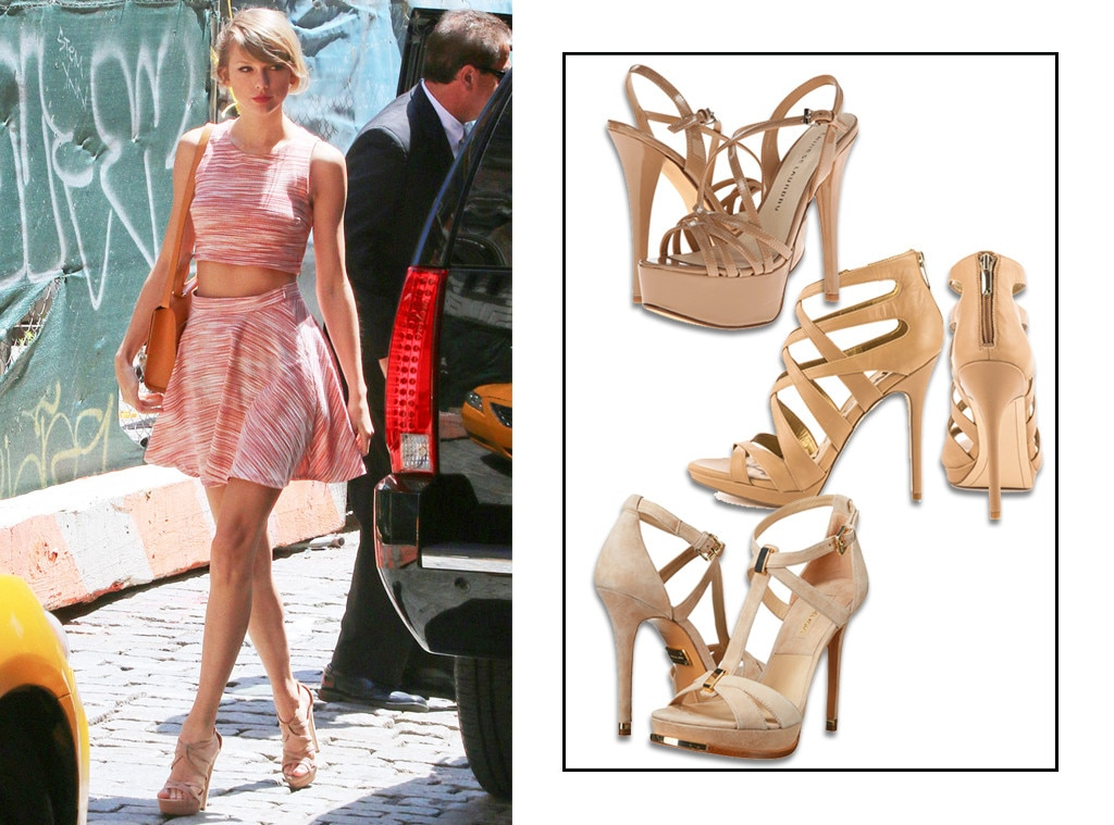 Get The Look: Summer Shoes, Fabulist, Taylor Swift