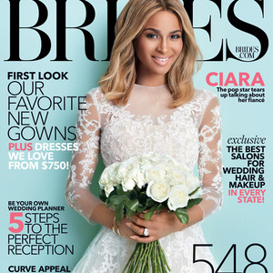 Ciara Covers Brides Magazine Talks Wedding Plans I M Going To Do