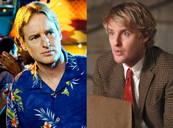 Owen Wilson, Stars' hits and flops