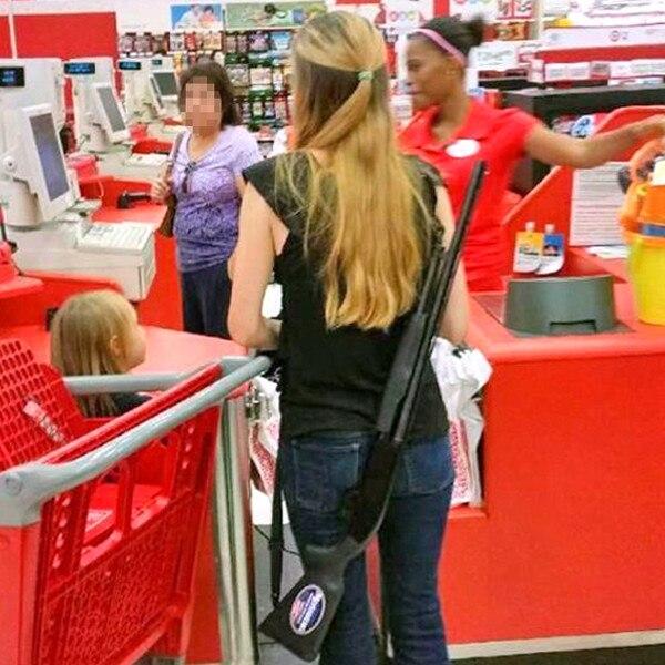 Mothers, Guns, Target, Texas