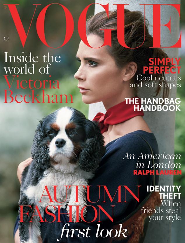 Victoria Beckham, Vogue