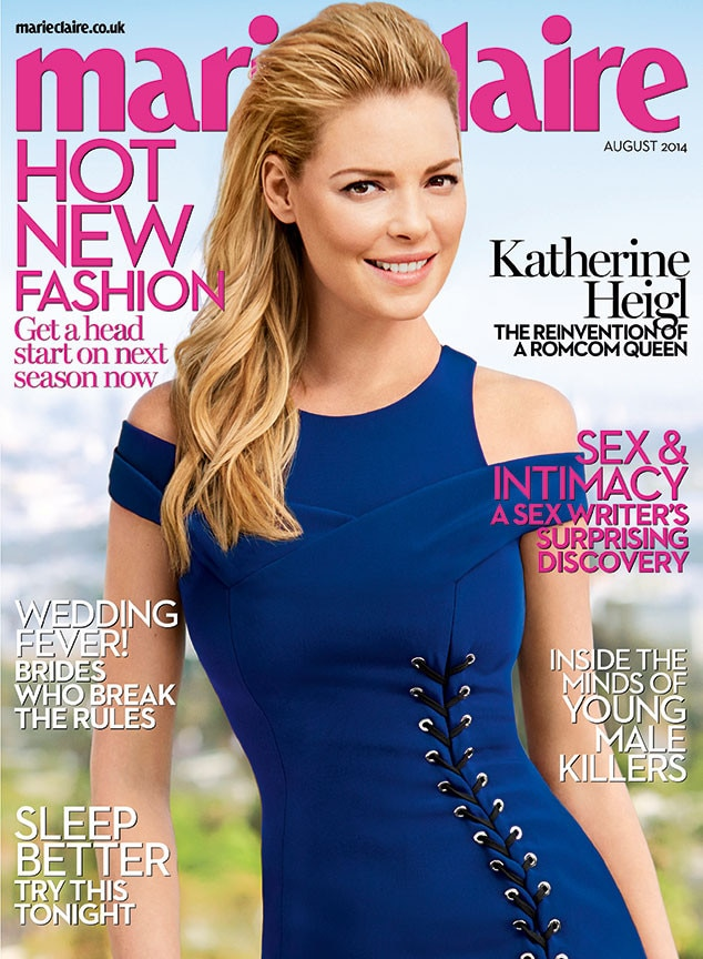 Katherine Heigl, Marie Claire UK
