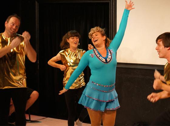 Tonya Harding Musical