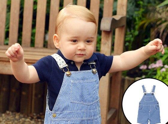 Prince George, Official Portrait