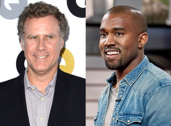 Will Ferrell, Kanye West