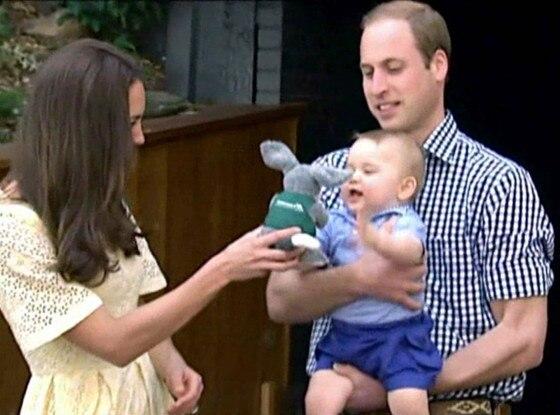 E! Special, Prince George