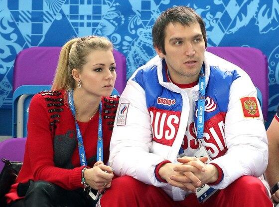 Maria Kirilenkol, Alex Ovechkin