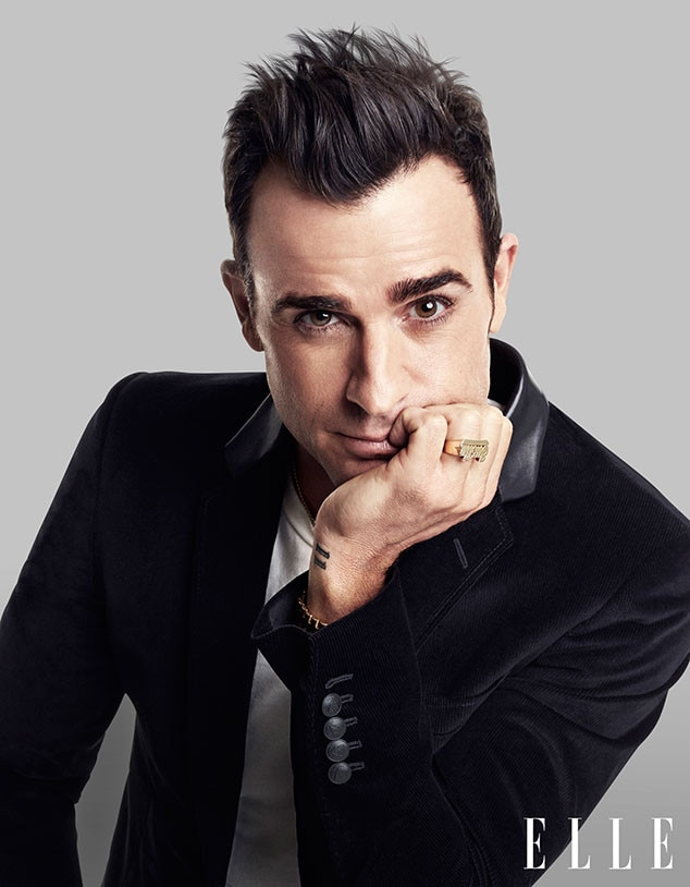 Justin Theroux, ELLE