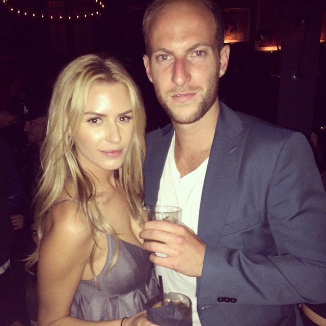 Brendan Fitzpatrick and Morgan Stewart's Latest Pics