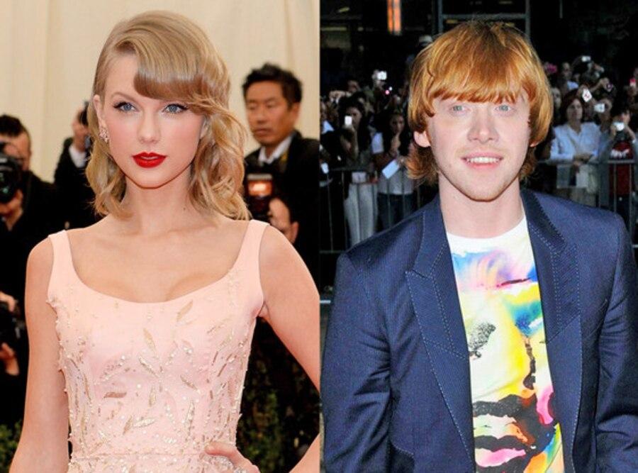 Taylor Swift, Rupert Grint