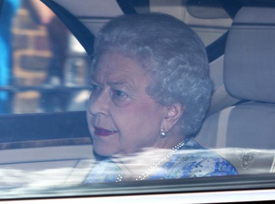 Queen Elizabeth, Prince George's Birthday