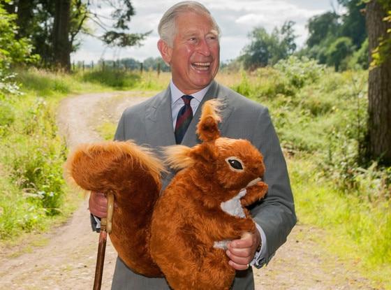 Prince Charles, Prince George's Birthday