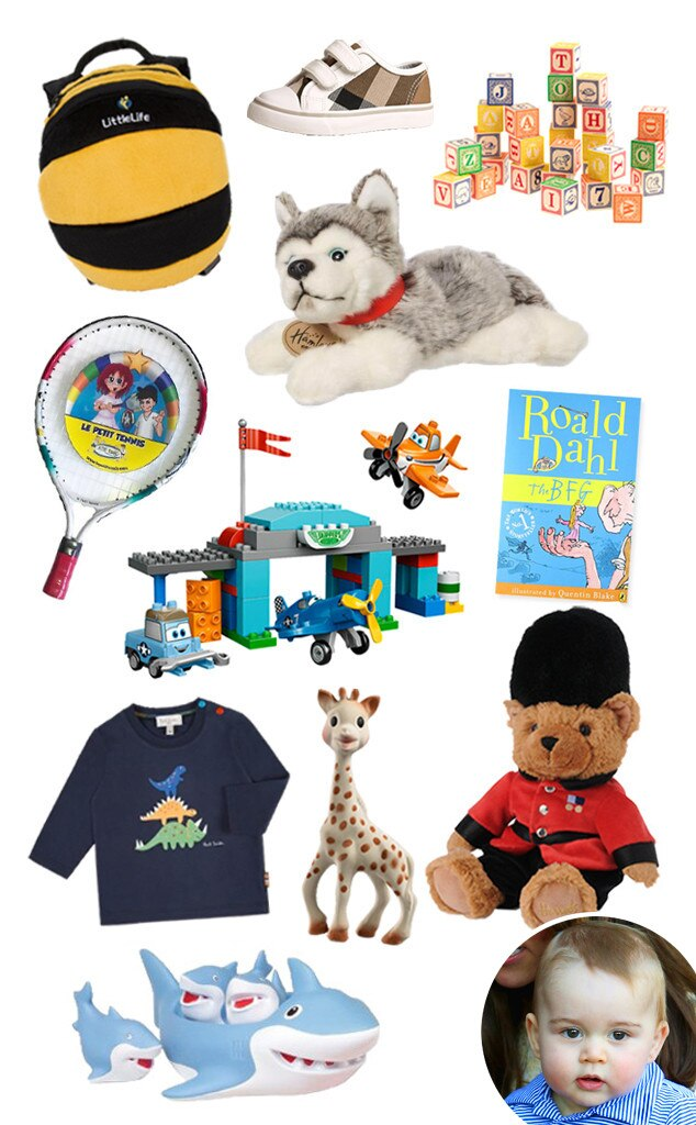 Prince George Birthday Gifts