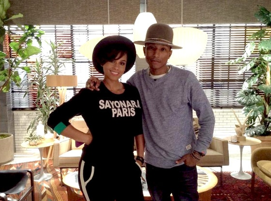 Alicia Keys, Pharrell Williams, The Voice