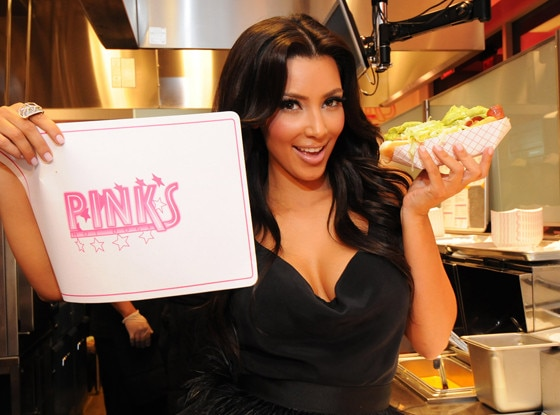 Kim Kardashian, Hot Dog