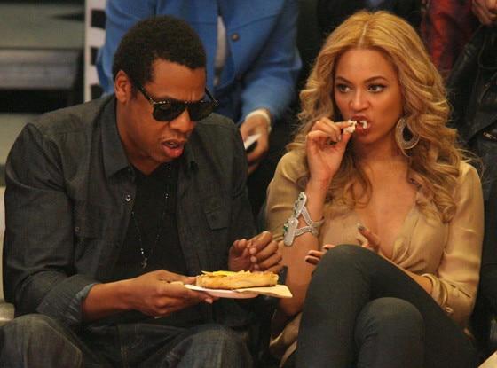 Jay-Z, Beyonce, Hot Dog