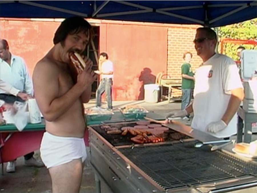Paul Rudd, Hot Dog