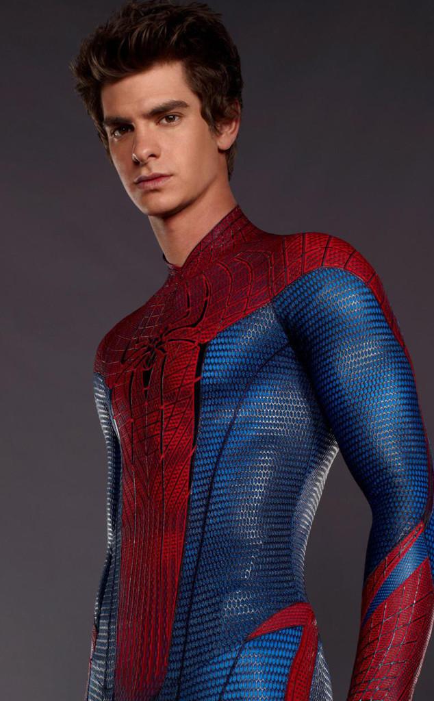 The Amazing Spiderman, Andrew Garfield, Hottest Superheroes