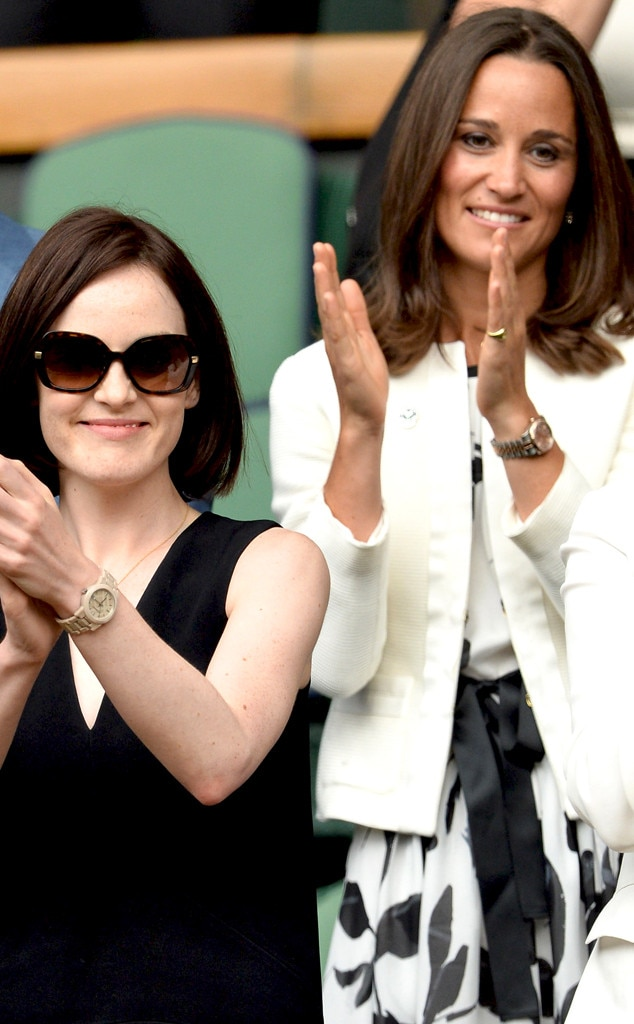 Michelle Dockery, Pippa Middleton
