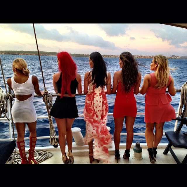 The Total Divas' Latest Pics