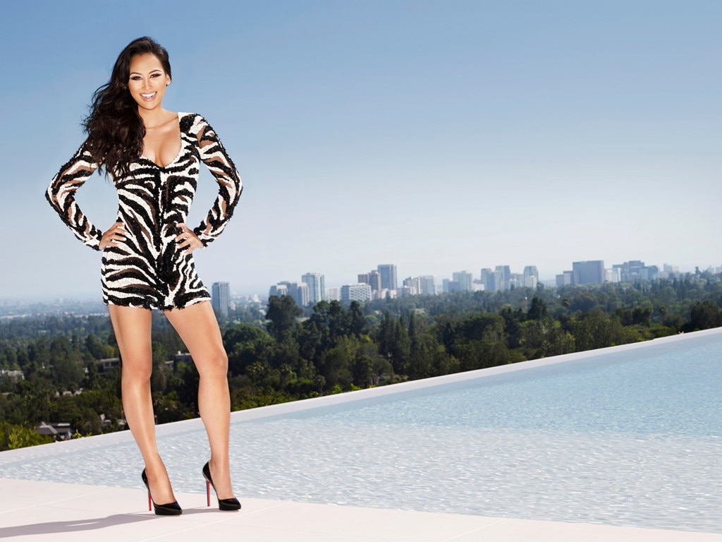 #RichKids of Beverly Hills Cast, Dorothy Wang