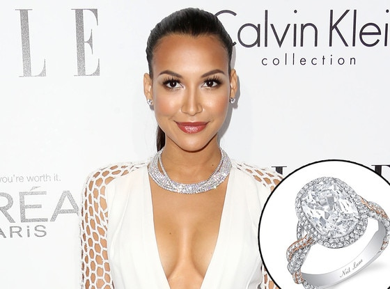 Naya Rivera, Ring
