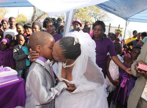 Disturbing Wedding, Sanele Masilela, Helen Shabangu