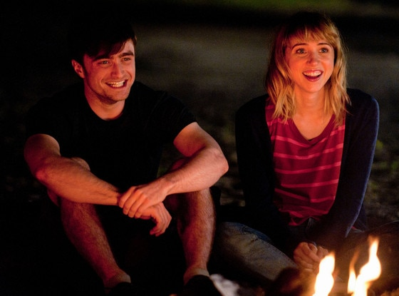 Daniel Radcliffe, Zoe Kazan, What If