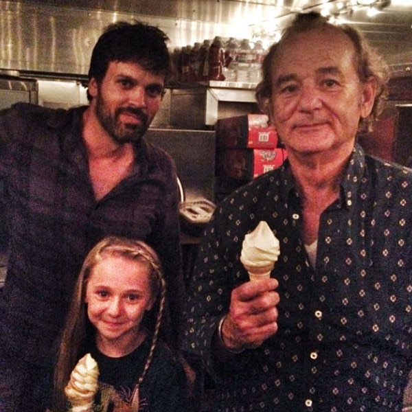 Bill Murray, CVT Soft Serve
