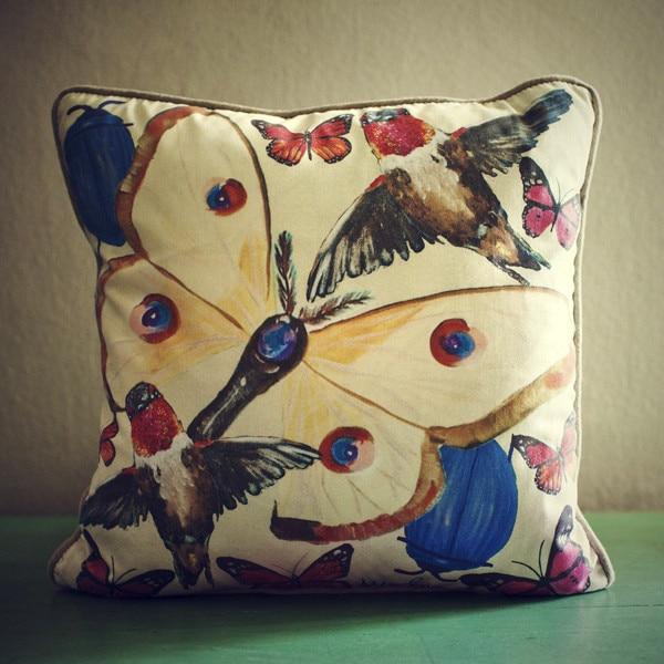 Ashley Longshore, Blake Lively, Pillows