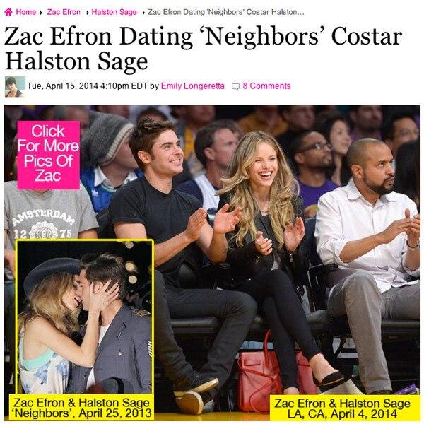Zac Efron Hookup Neighbors Co Star James Franco