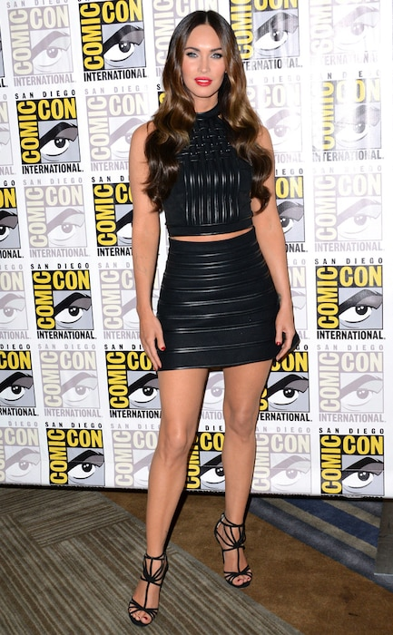 Megan Fox, Comic-Con