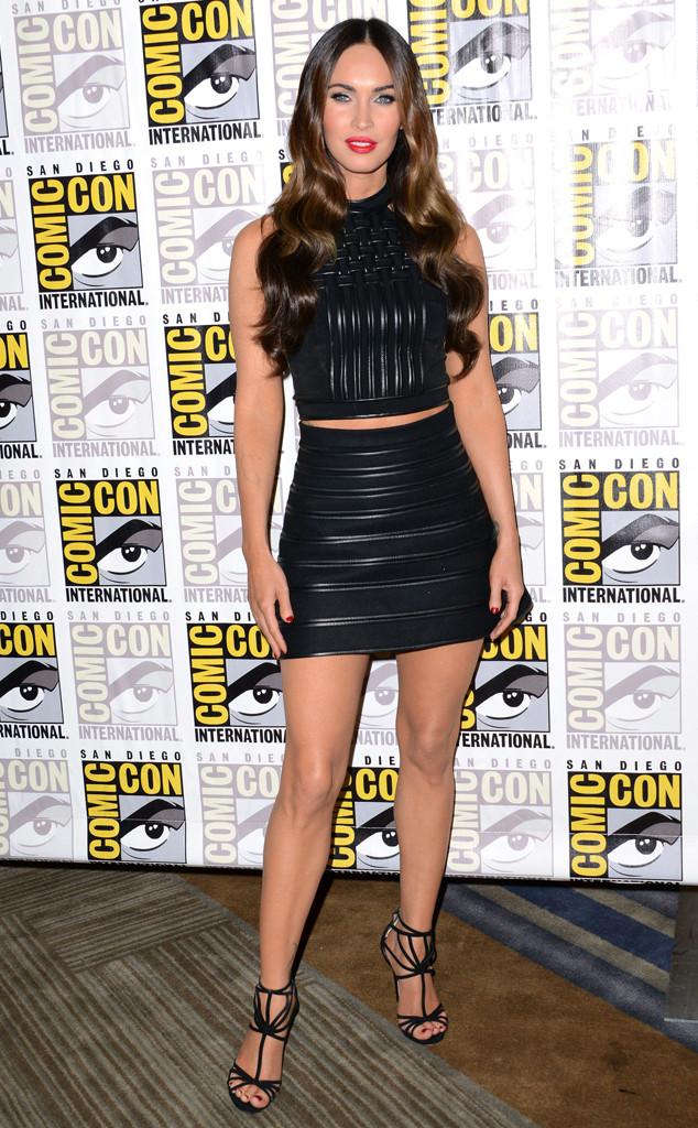 Megan Fox, Comic-Con