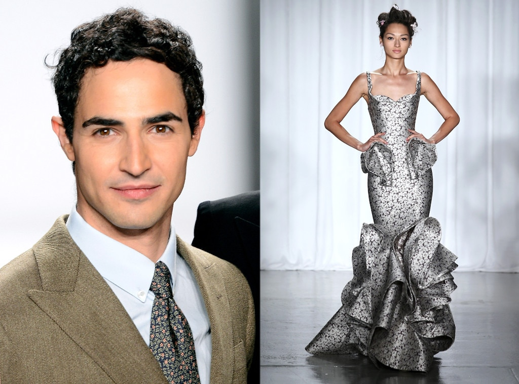 Zac Posen, NYFW Cheat Sheet