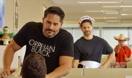 Joe Manganiello, MTV Fandom