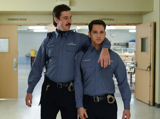 Pablo Schreiber, Matt McGorry, Orange is the New Black