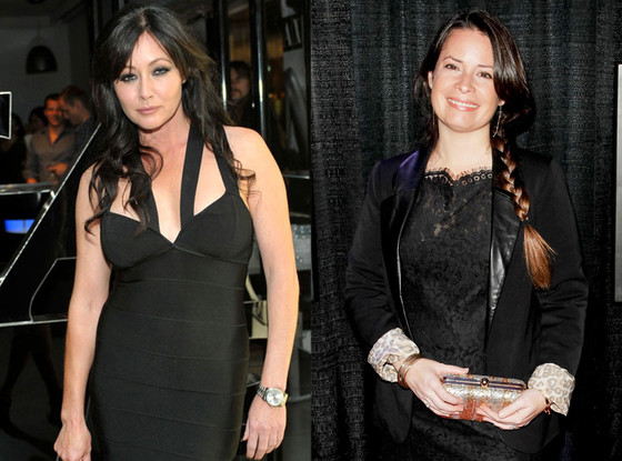 Shannen Doherty, Holly Marie Combs