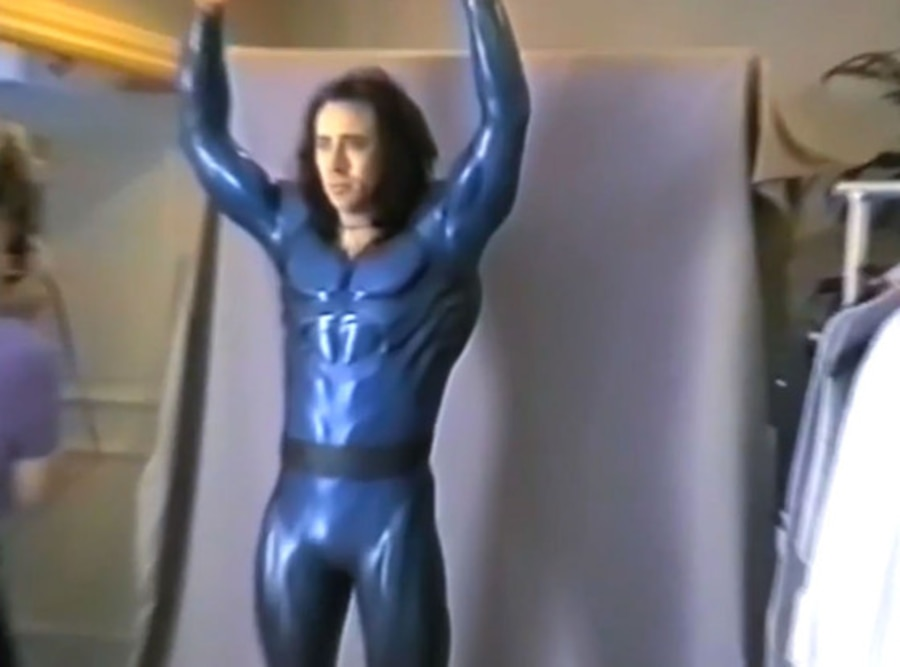 Nicolas Cage, Superman